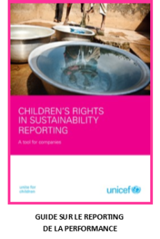 Children's rights in sustainability reporting