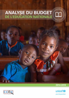 Madagascar Budget Brief Education 2019