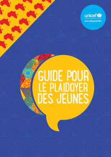 Madagascar Youth Advocacy Guide cover