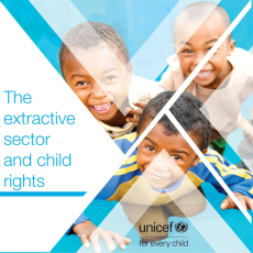 The extractive sector and child rights cover
