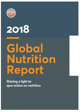 Global Nutrition report 2018