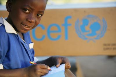 UNICEF is supporting provision of quality education in Malawi