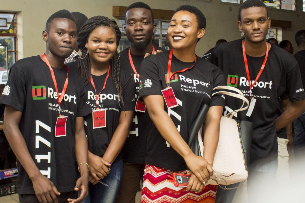 U-Report giving a voice to young people in Malawi