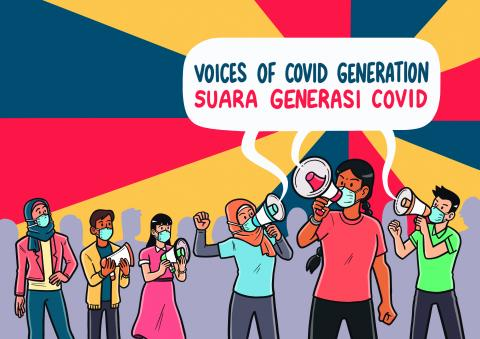 Voices of COVID generation