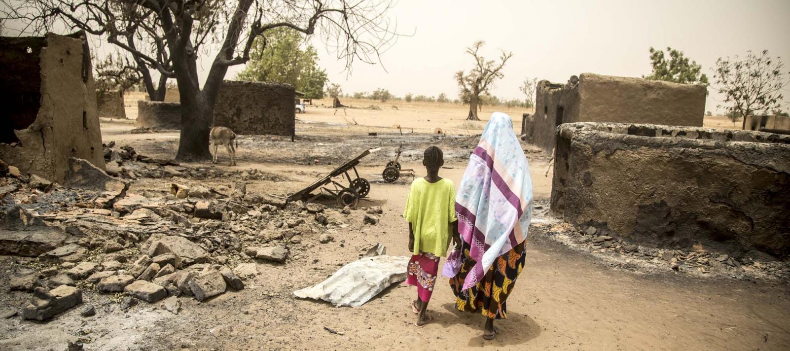 Children Under Attack | UNICEF Mali