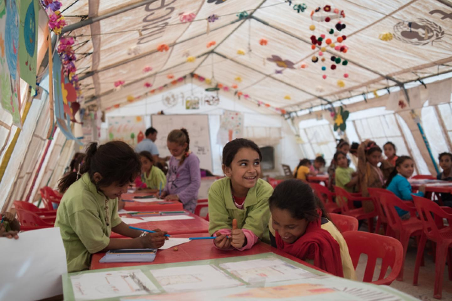 Education Unicef Middle East And North Africa