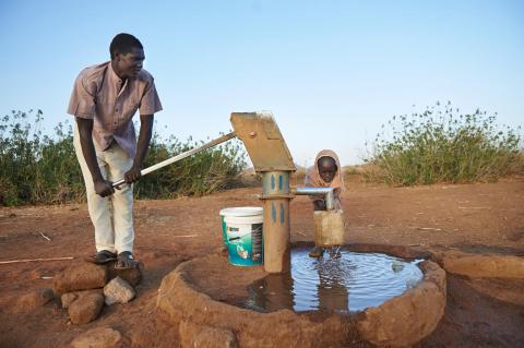water scarcity countries