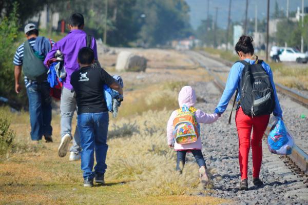 Migración de niñas, niños y adolescentes | UNICEF