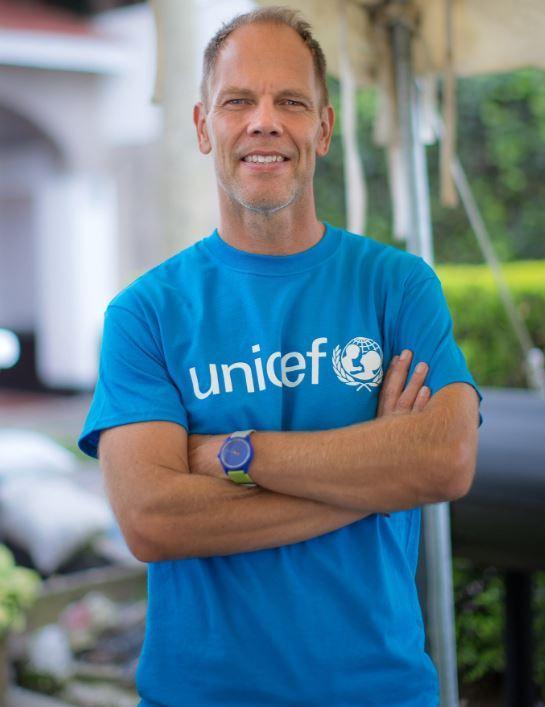 Christian Skoog, Representante de UNICEF en México.