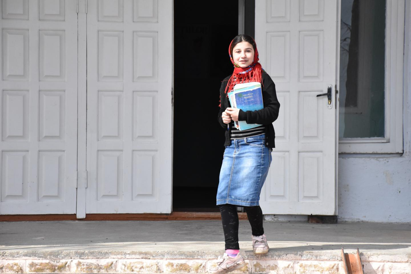 Improved Access To Education For Roma Children