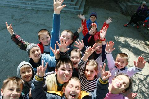 Children of Moldova