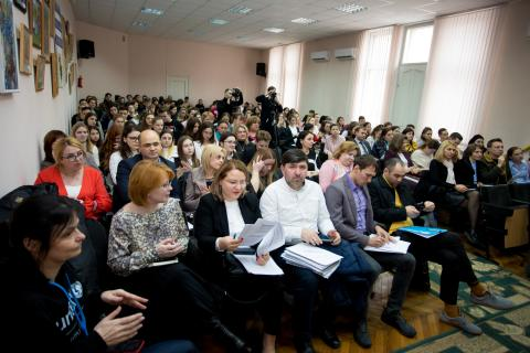 Launch Bullying study Moldova