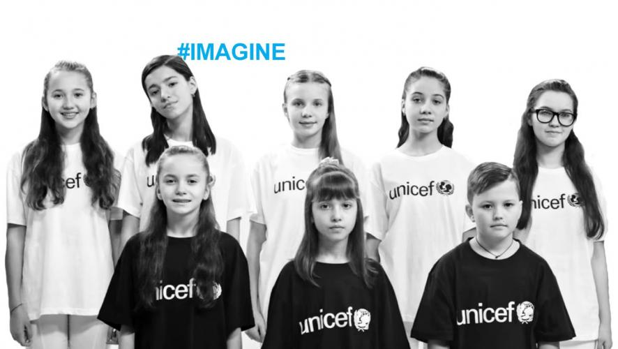 Imagine choir