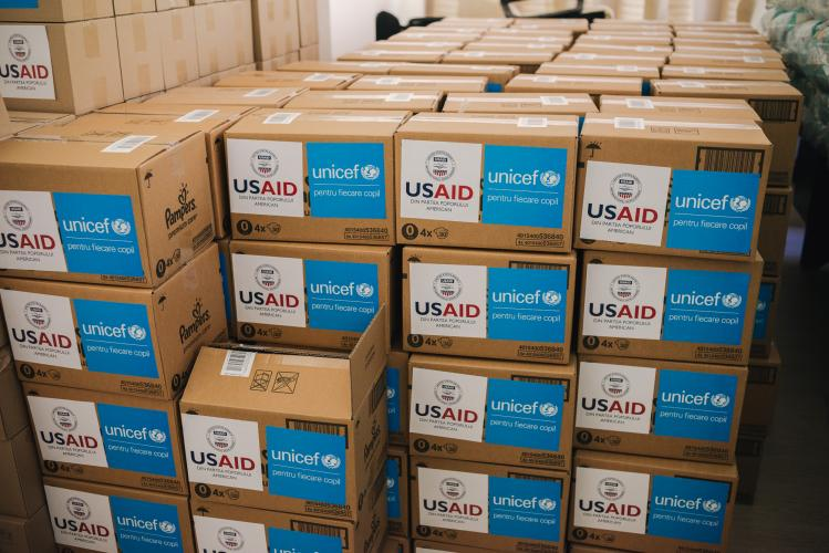 Donation-USAID-IMC