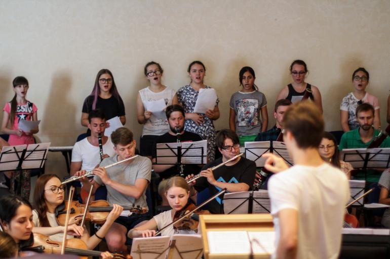The First Musical Inclusion Project In Moldova