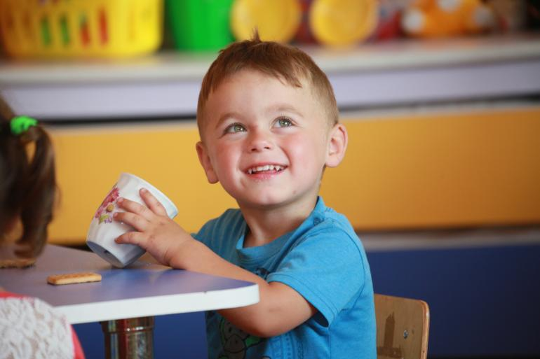 Moldova Has One Of The Highest Preschool Enrollment Rates