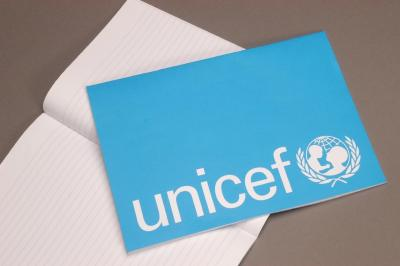 UNICEF Notebook