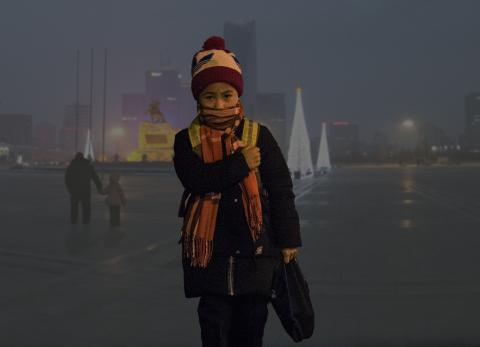 air pollution in Ulaanbaatar