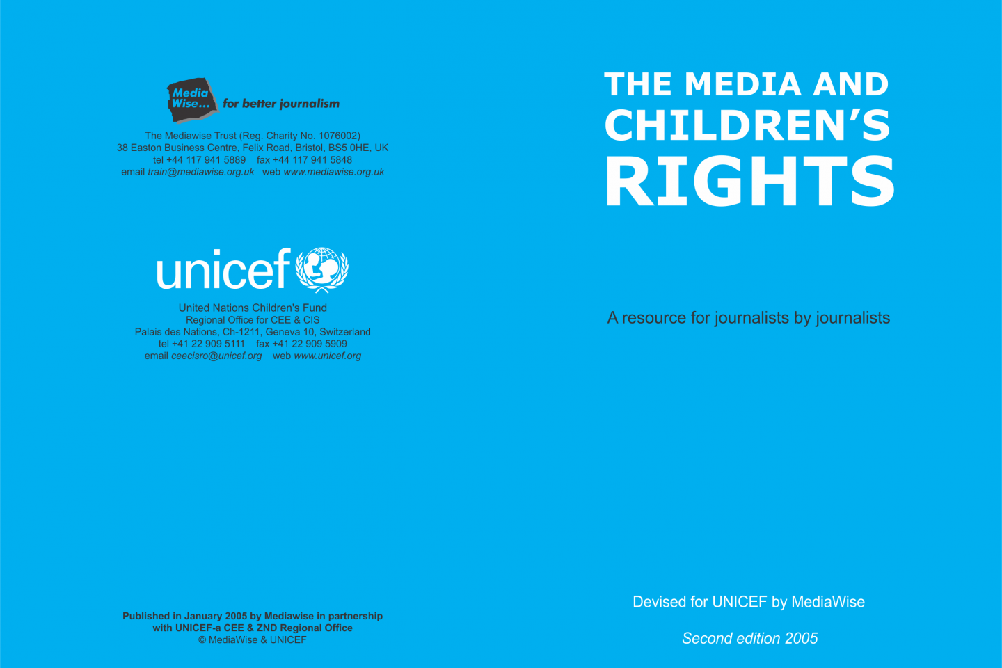 Media and the children's rights