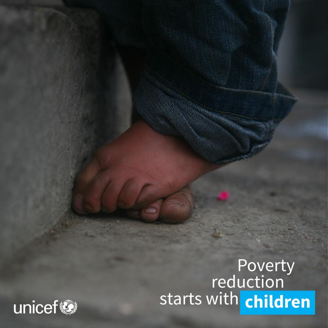 UNICEF: no cuts in public spending for children