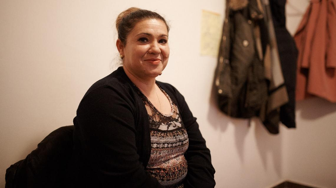 Miranda Delija, majka sedmoro djece