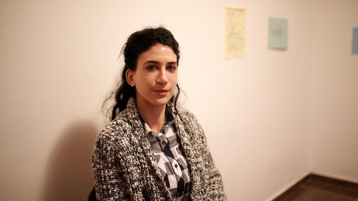 Facilitatorka Maja Šaćirović