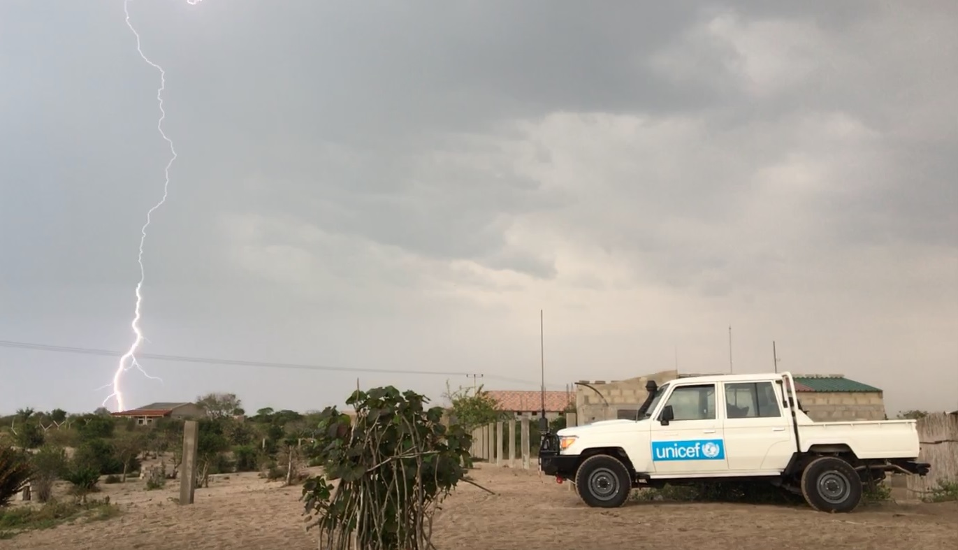 UNICEF in Mozambique