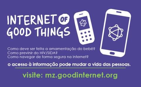 Internet of Good Things Moçambique