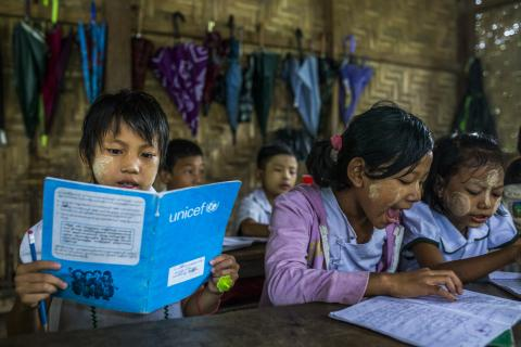 UNICEF Myanmar