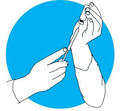 illustration of mr vaccination