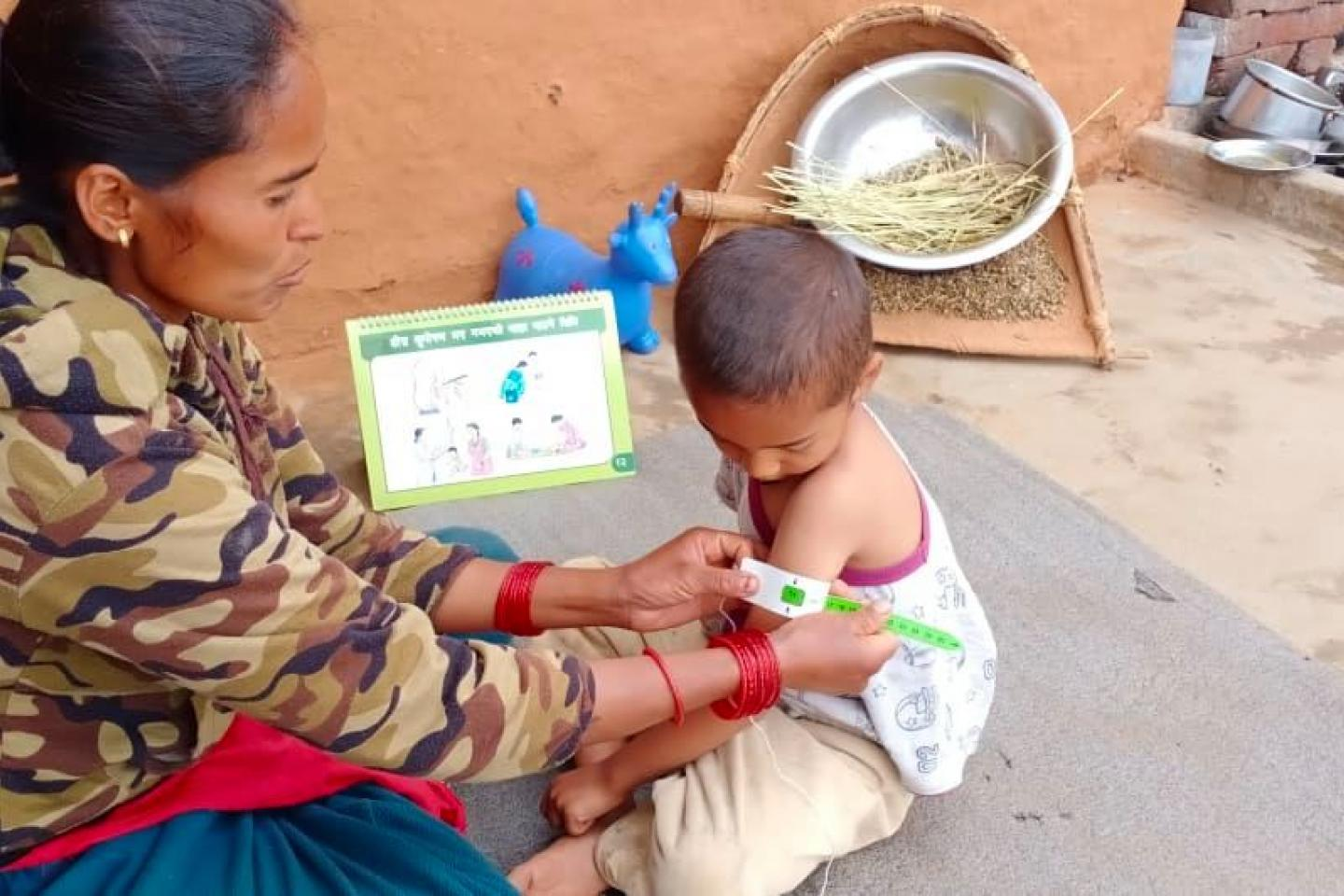 European Union and UNICEF partner to prevent malnutrition in children during the COVID-19 crisis