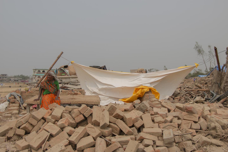 Bara and Parsa storm | UNICEF Nepal