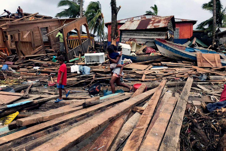 UNICEF trabaja aceleradamente para brindar asistencia humanitaria a la  población más vulnerable afectada por los huracanes Eta y Iota, en temas de  agua, saneamiento e higiene y equipos para purificación de agua,