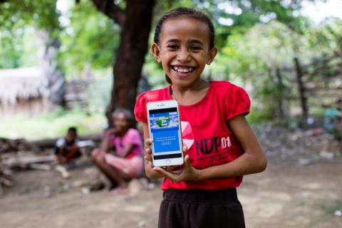brecha digital UNICEF UIT
