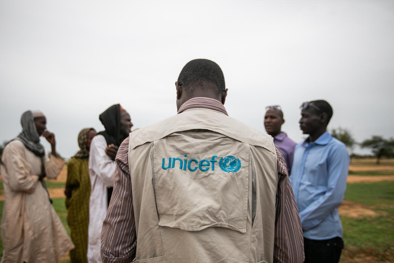 Responding to immediate needs   UNICEF Niger