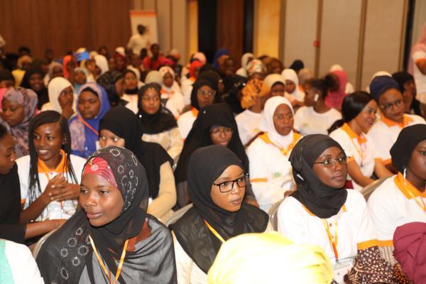 Intalnirea femeilor in Niamey