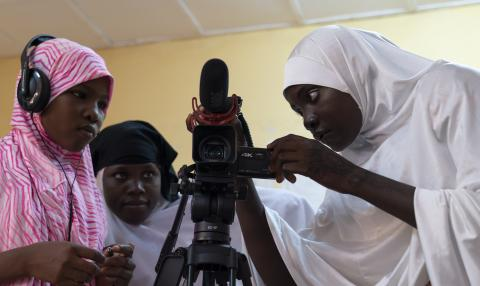 Empowering girls to advocate for their rights