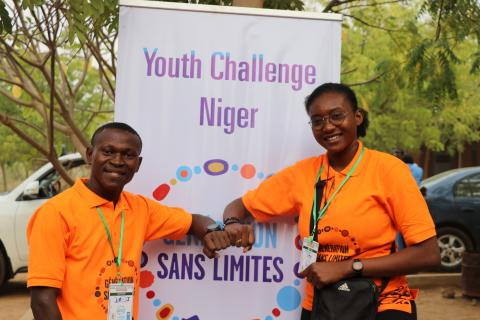 It is time to dream for Niger's Youth