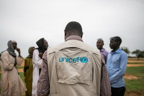 UNICEF and RRM partners respond together to children's humanitarian needs