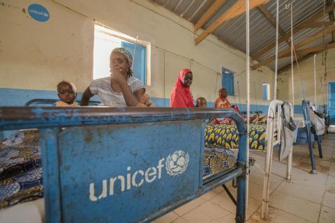 Amidst the Covid-19 pandemic, ECHO and UNICEF teamed up to ensure continuity of life-saving care for malnourished children in Niger