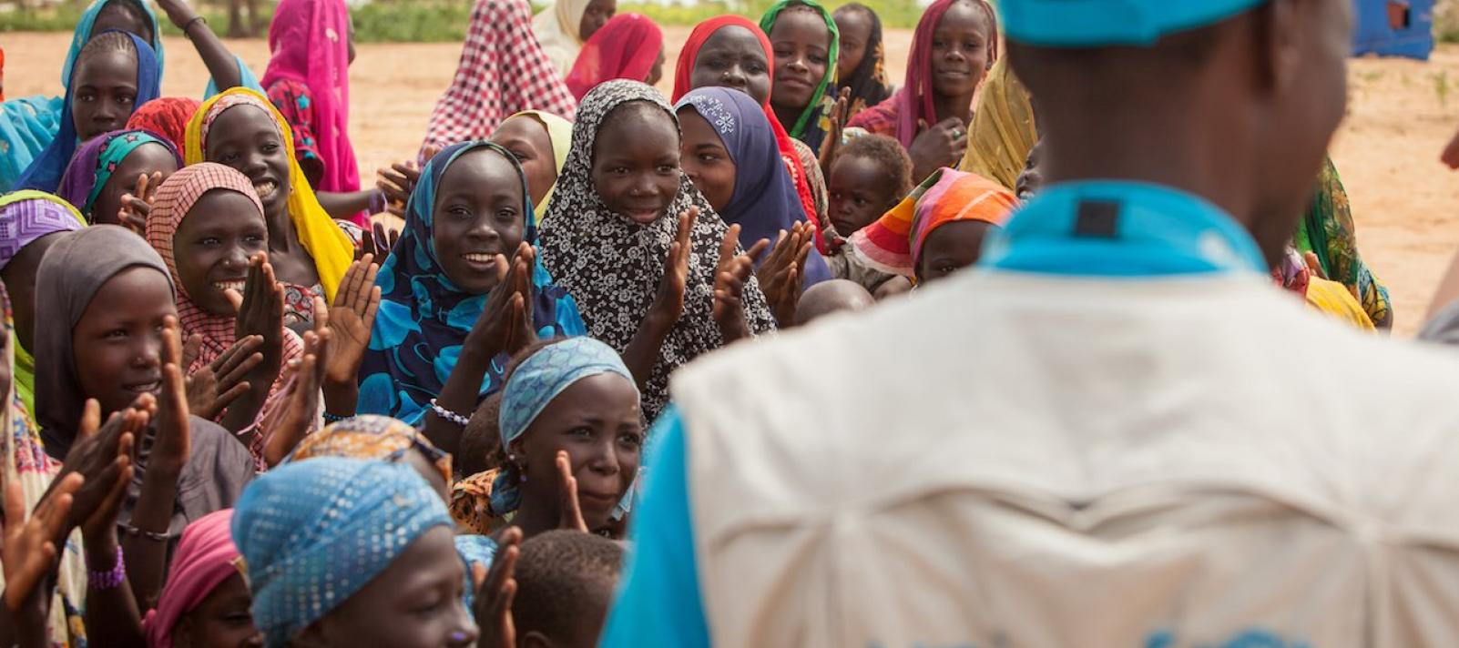 UNICEF Niger contact us