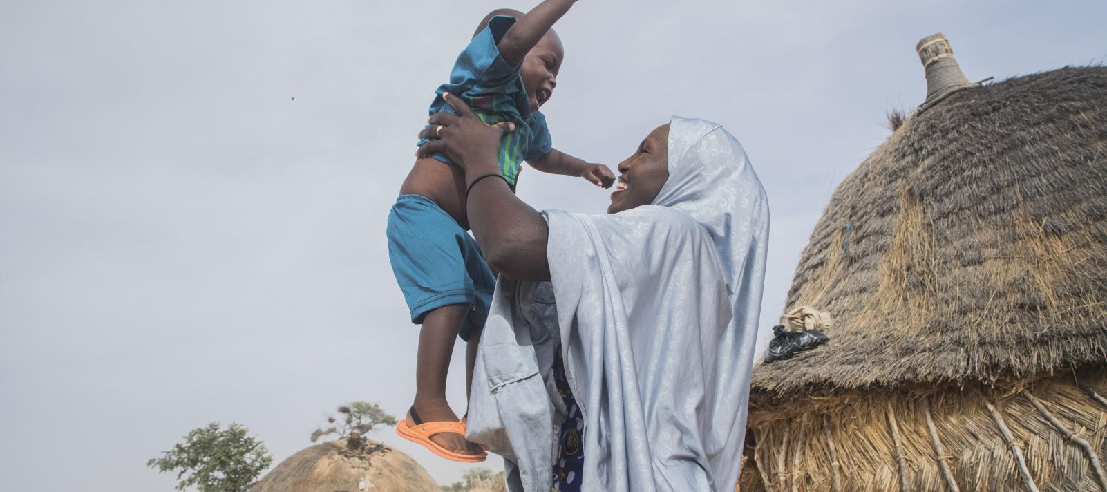 What we do | UNICEF Niger