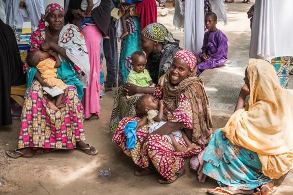 Situation of women and children in Nigeria | UNICEF Nigeria