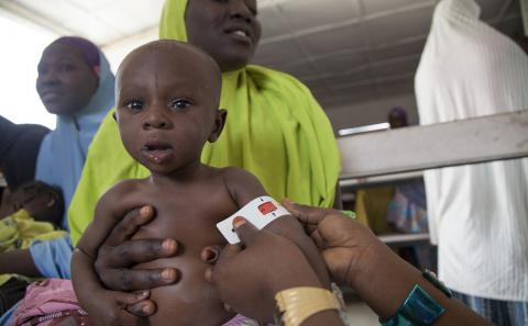 child-measured-for-malnutrition