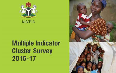 Nigieria-Multiple-indicator-cluster-survey-2016-17