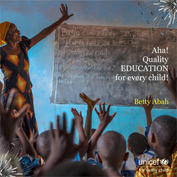 Quality Education for every child!