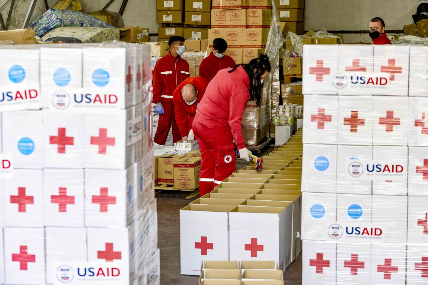 USAID and UNICEF provide additional support to vulnerable families during  COVID-19 pandemic