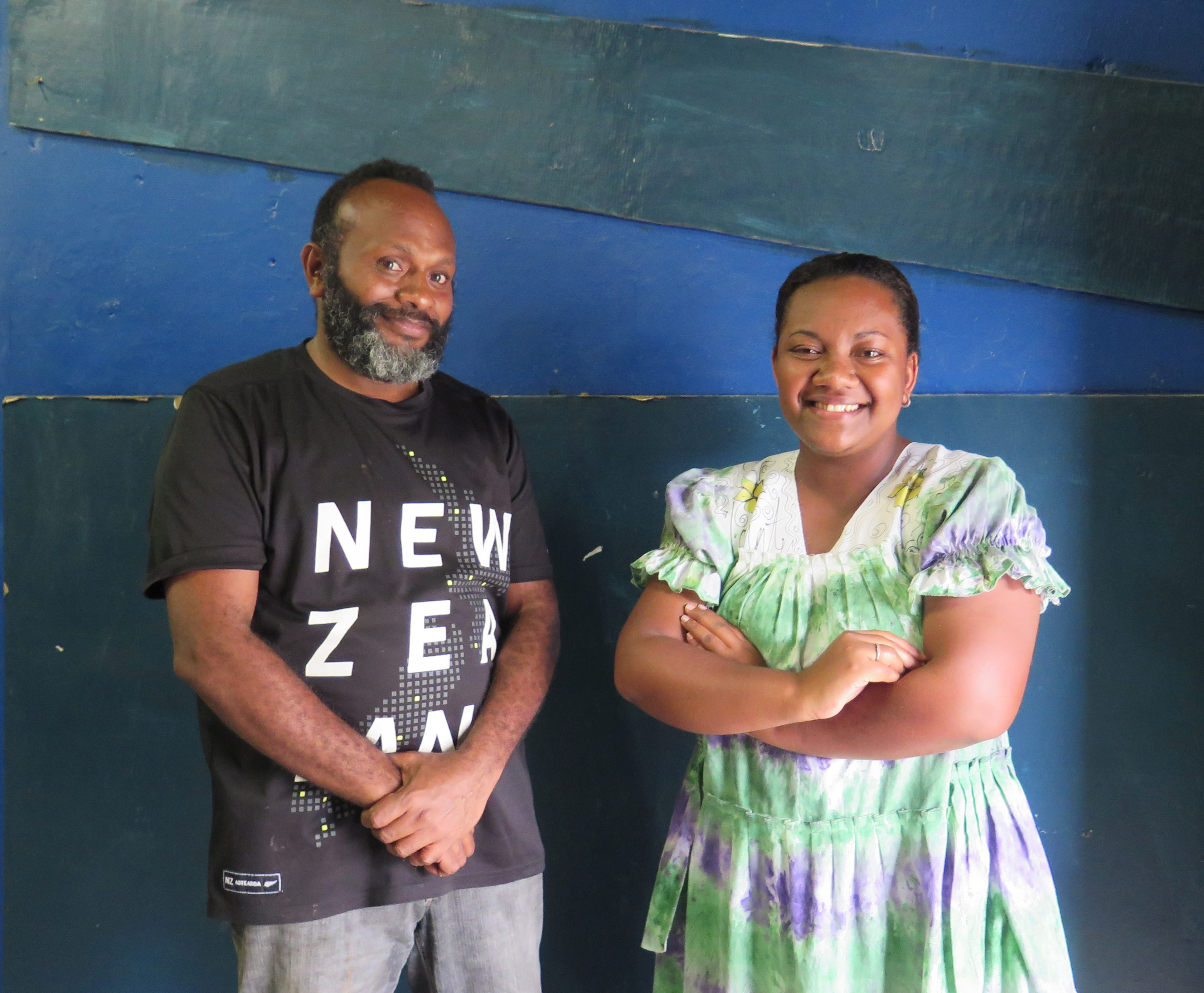 Helping to spread correct COVID-19 messages to Vanuatu communities