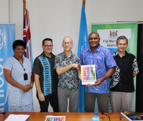 Fiji gears up for first-ever nationwide MICS to monitor well-being of women and children