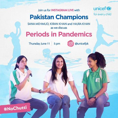 Pakistan's top female sports champions